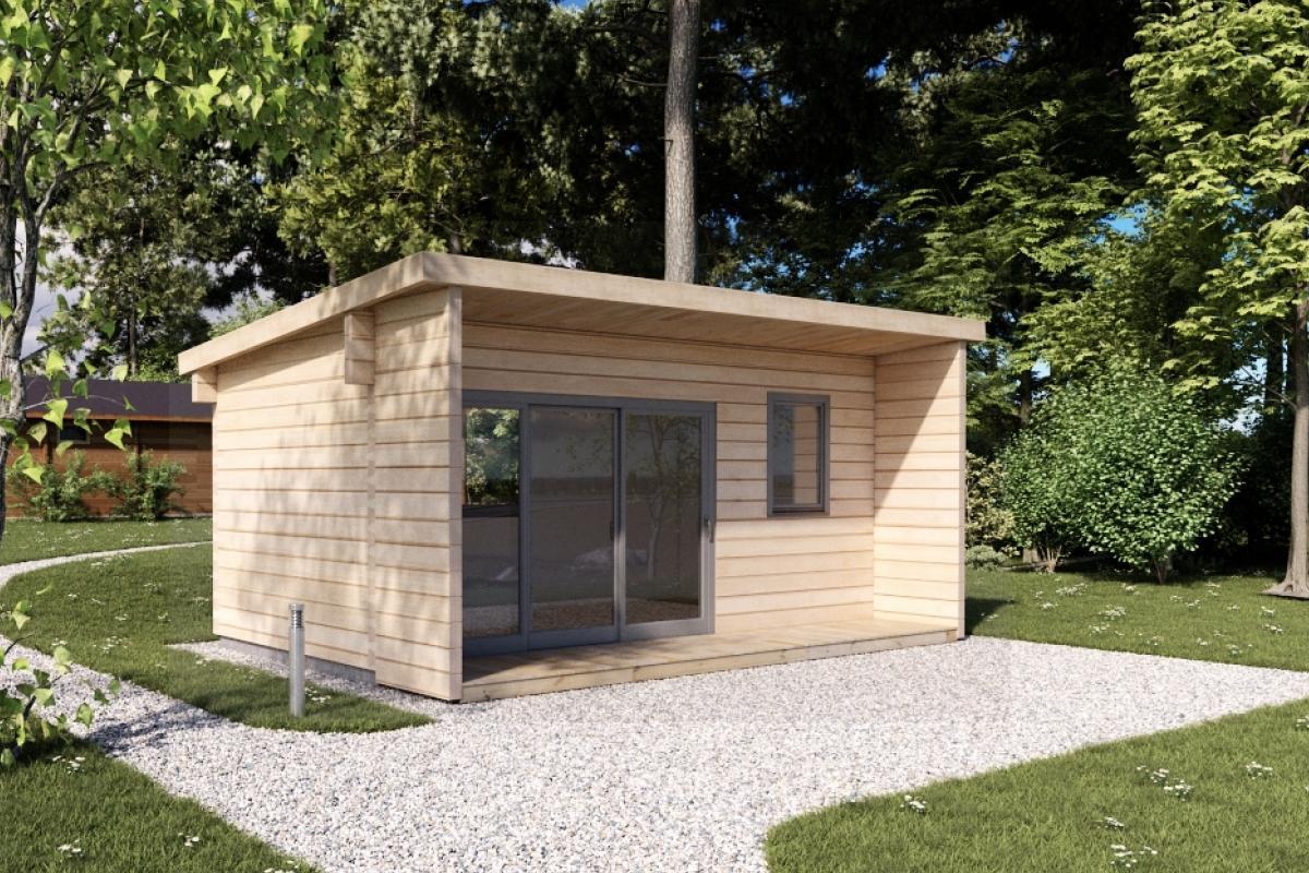 Casette esclusive e di design koala casette in legno di for Case legno senza permesso